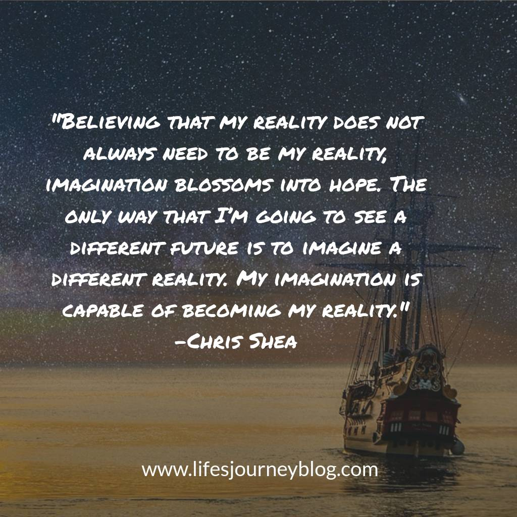 Have A Positive Life Through Mindful Imagination