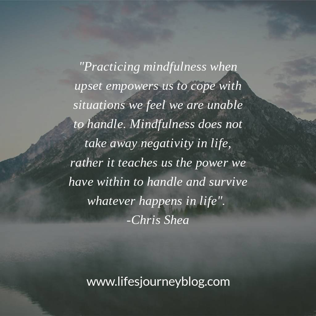 mindfulness in adversity