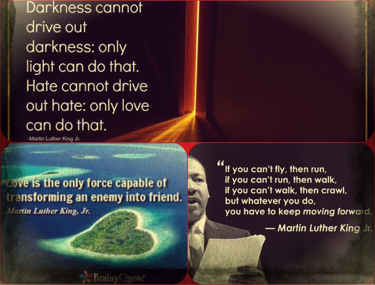 quotes of Dr. Martin Luther King, Jr