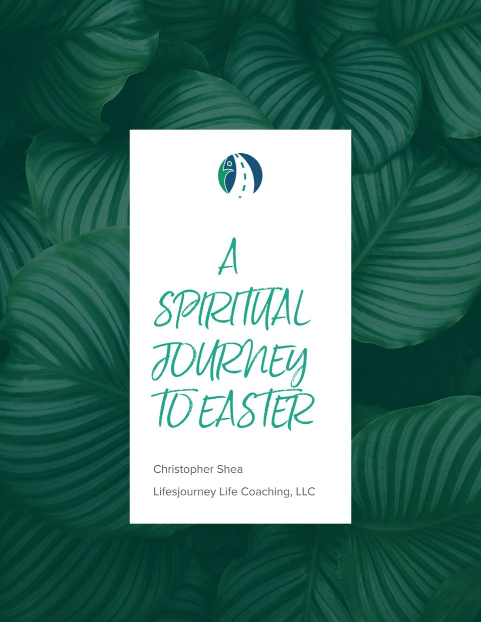 Easter reflection booklet